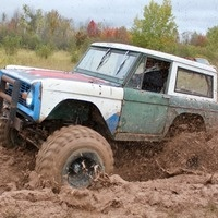 Annual Fall Mud Bog
