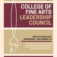 College Leadership Council: Application Deadline for New Members