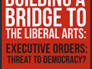 Bridges to the Liberal Arts Faculty LEcture