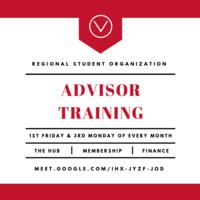 Advisor Training - Regional Red Brick Rewards
