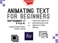 Animating Text for Beginners in Adobe After Effects