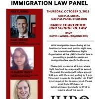 Immigration Law Panel