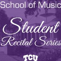 Student Recital Series: Aubrey Fineout, viola.