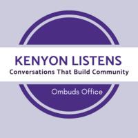 Kenyon Listens: Conversations That Build Community