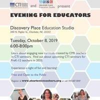 Evening for Educators