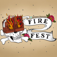 Baltimore Clayworks' Fire Fest