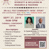 DIRECTO's 2nd Annual Symposium on Diversity & Inclusion in Research & Teaching & Follow-Up Book Club