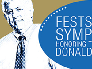 Festschrift Symposium Honoring the Career of Donald S. Burke