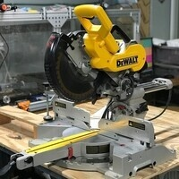 Compound Mitre Saw Training
