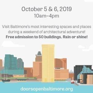 Doors Open Baltimore