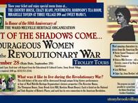 Courageous Women of the Revolutionary War