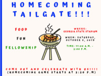 AAS Homecoming Tailgate