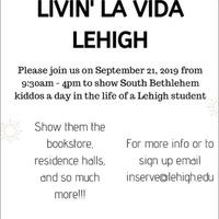 Livin' La Vida Lehigh | Community Service