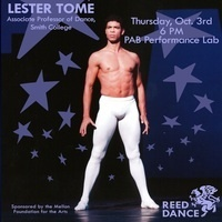 Lester Tomé Lecture: The Value of the Black Ballet Star