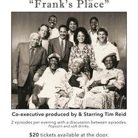 """Frank's Place"" Screening"