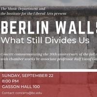 Berlin Walls - What still divides us