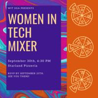 Women in Tech Mixer
