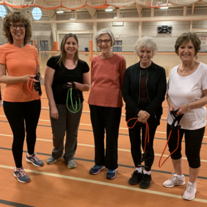 Integenerational Fitness Sessions