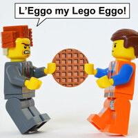Lego My Eggo ®