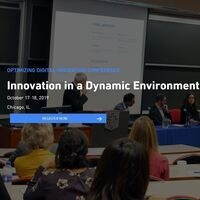 Innovation in Dynamic Environment