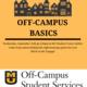 Off Campus Bascis