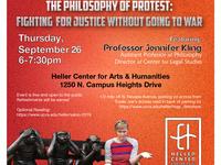 Heller Center Salon w/ Professor Jennifer Kling