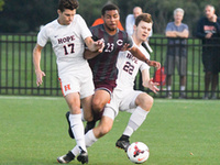Event image for Men's Soccer @ Olivet
