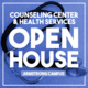Health Services and the Counseling Center Open House