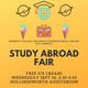 Herbert College Study Abroad Fair