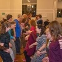 FOOTMAD old time community dance