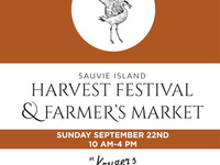 First-Ever Sauvie Island Harvest Festival & Farmers Market