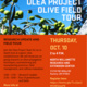 Olea Project Olive Field Tour