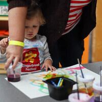 Toddler Painting Workshop