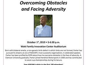 NDEAM 2019 - Overcoming Obstacles and Facing Adversity