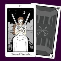 Small Batch presents: The Two of Swords