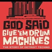 "DePaul University's Vistiting Artists Series Presents a Work-in-Progress screening of ""God Said Give Em Drum Machines"" with director Kristian Hill and producer Jennifer Washington"