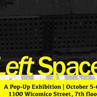 Left Space Exhibit