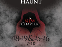 Sandy 2019 Library Haunt: Haunt Jr. - A New Chapter
