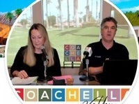 JOIN US LIVE EVERY SUNDAY - What's Happening Coachella Valley - Live Every Sunday at 11:11am with Hosts Craige Campbell and Françoise Rhodes