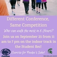 Multi-University Walking Challenge