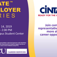 Pirate Employer Series- Cintas