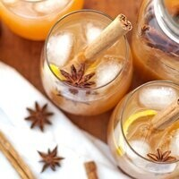 Happy Hour: Fall Mocktails!