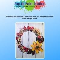 Pop-Up Paint Studios