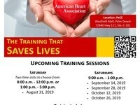 American Heart Association CPR / BLS