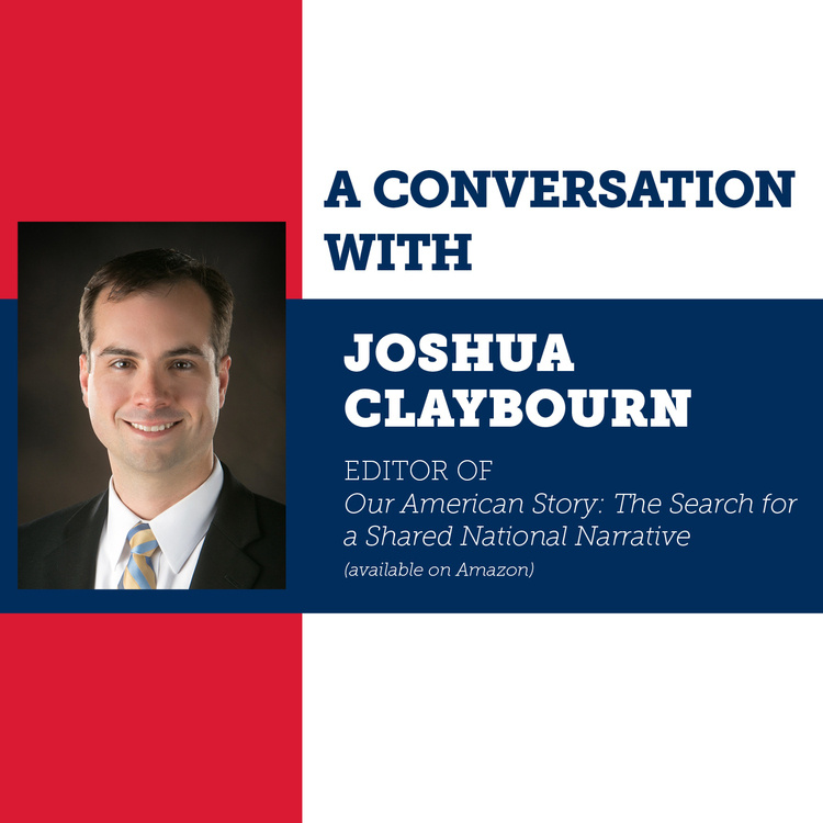 A Conversation with Joshua Claybourn at Liberal Arts Center