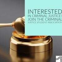 Join the Criminal Justice Association