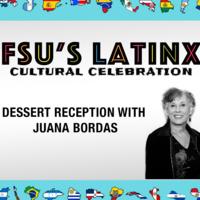 Dessert Reception & Book Signing with Juana Bordas