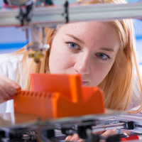 Intro to 3D Printing @ The Hub