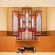 Perfromance by Robert Bates, organ