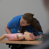 CPR, AED & First Aid Course